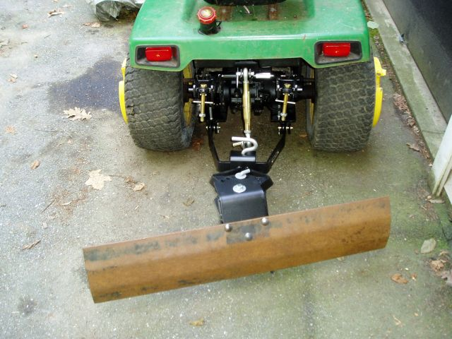 Homemade Garden Tractor 3 Point Hitch Plans : Homemade point hitch for lawn tractor ftempo