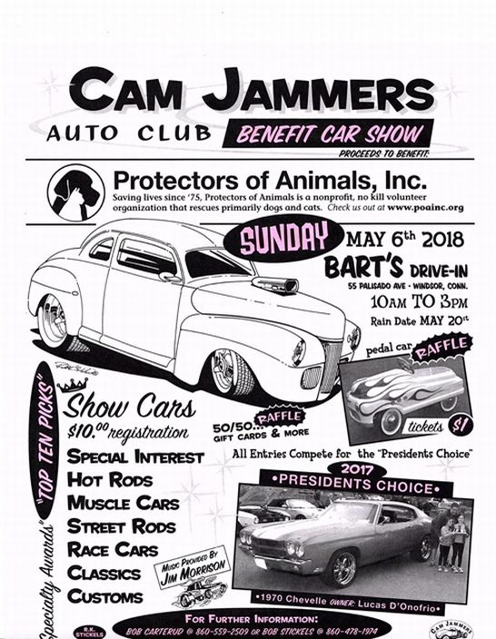YCamarocom - Dcu center car show